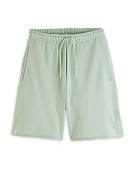 Scotch & Soda - Organic Cotton Regular Fit Sweat Shorts