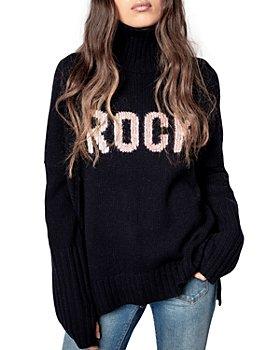 Zadig & Voltaire - Alma Rock Merino Sweater