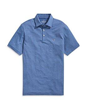 Vineyard Vines - St. Jean Stripe Sankaty Regular Fit Polo Shirt