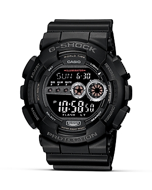 G-Shock Xl Digital Watch, 49mm