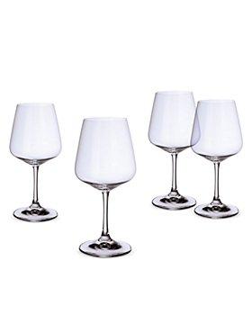 Villeroy & Boch - Ovid Red Wine Glasses, Set of 4