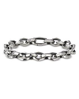 David Yurman - Sterling Silver Chain Link Bracelet