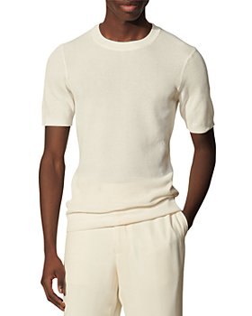 Sandro - Giorgio Short Sleeve Cotton Sweater