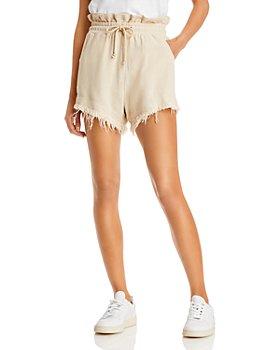 BLANKNYC - Distressed Drawstring Shorts