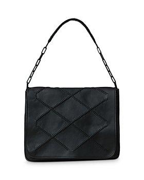 Callista - Grace Medium Quilted Leather Shoulder Bag