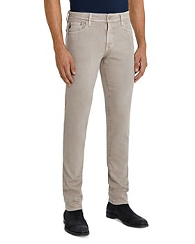 AG - Tellis Slim Fit Jeans in 7 Years Wild Taupe