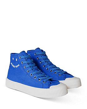 PS Paul Smith - Men's Kibby Canvas High Top Sneakers