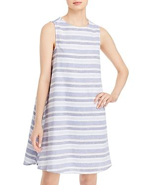 Mali Striped Shift Dress
