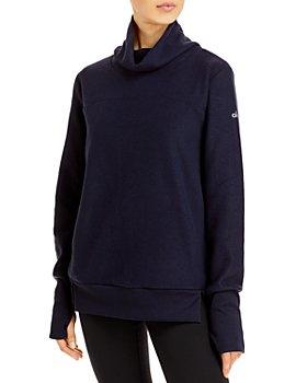 Alo Yoga - Warmth Cover Up Sweatshirt