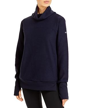 Alo Yoga Warmth Cover Up Sweatshirt