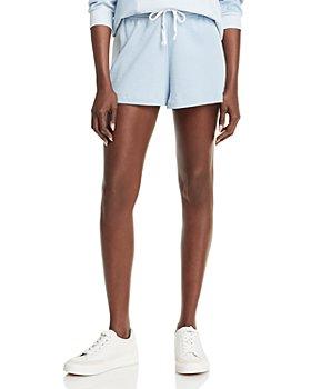 Grey State - Cerise Shorts
