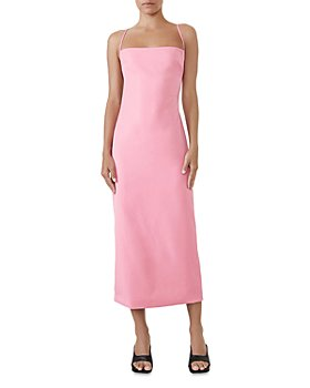 Bardot - Jillian Midi Slip Dress