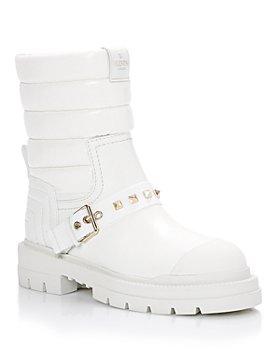 Valentino Garavani - Women's Rockstud Technical Cold Weather Boots