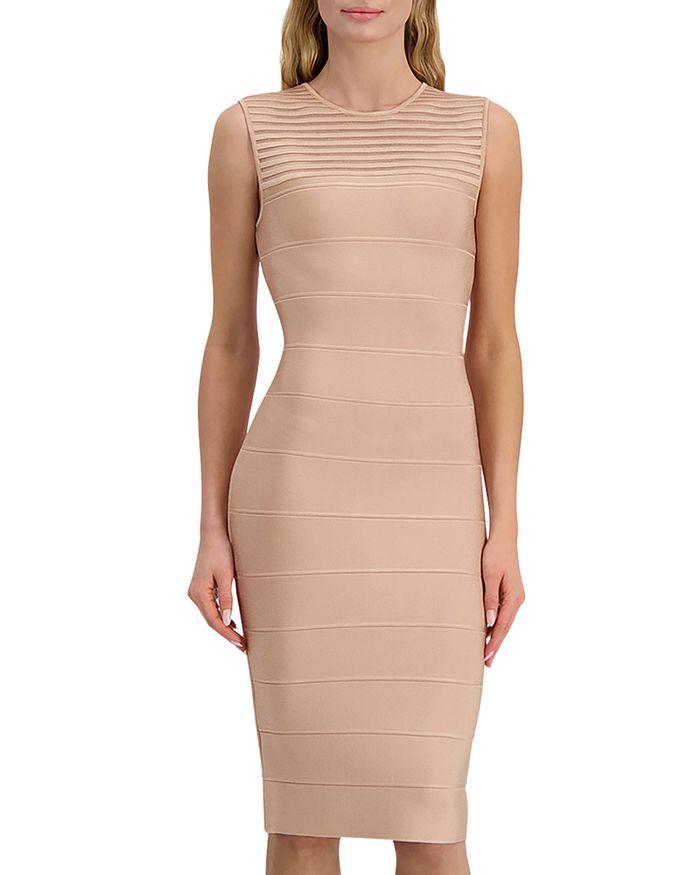 Hervé Léger - Knit Bodycon Dress