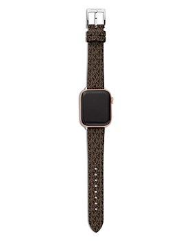 Michael Kors - Micro Logo PVC 38-40mm Band for Apple Watch®