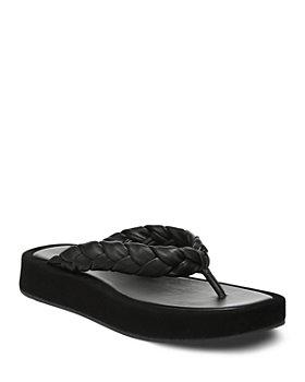 Vince - Women's Nita Platform Thong Sandals