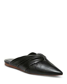 Vince - Women's Crenne Pointed Slip On Flats