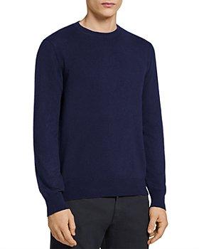 Zegna - Premium Cashmere Crewneck Sweater