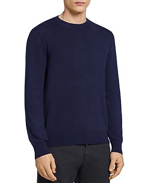 Ermenegildo Zegna Premium Cashmere Crewneck Sweatshirt