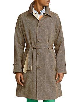 Polo Ralph Lauren - Reversible Belted Trench Coat