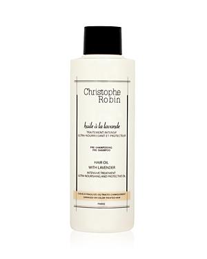 Moisturizing Hair Oil with Lavender