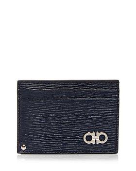 Salvatore Ferragamo - Revival Leather ID Window Card Case