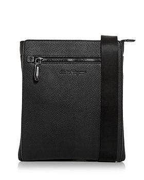 Salvatore Ferragamo - Firenze Leather Messenger Bag