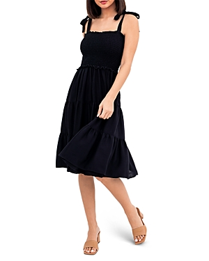 Smocked Tier Dress (39% off)