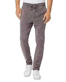 PAIGE - Fraser Solid Slim Fit Jogger Pants