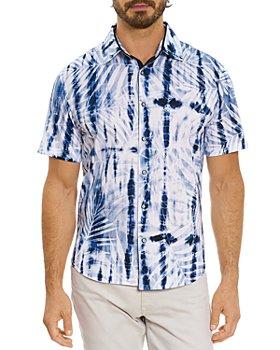 Robert Graham - Ink Jet Classic Fit Short Sleeve Shirt