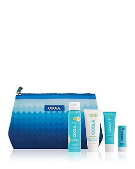 Coola - 4-Piece Organic Suncare Travel Gift Set ($75 value)