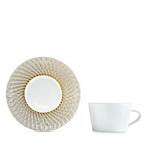 Bernardaud Twist Again Tea Saucer