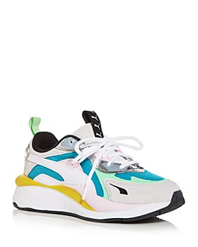 PUMA - Women's RS-Curve Aura Low Top Sneakers