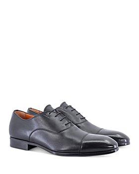 Santoni - Men's Induct Lace Up Salem Dress Shoes