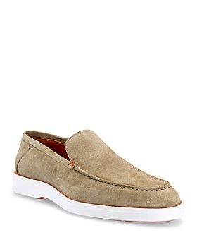 Santoni - Men's Boit Slip On Loafers