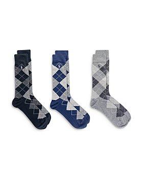 Polo Ralph Lauren - Argyle Socks, Pack of 3