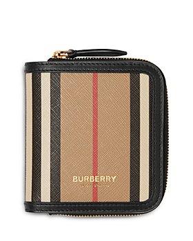 Burberry - Icon Stripe Bifold Wallet