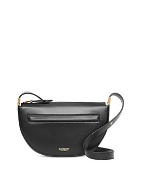 Burberry - Olympia Mini Leather Shoulder Bag