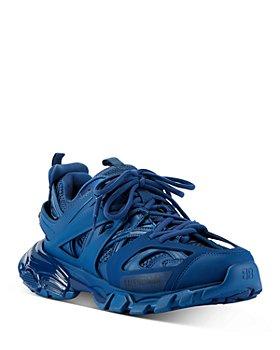 Balenciaga - Women's Track Clear Sole Chunky Sneakers