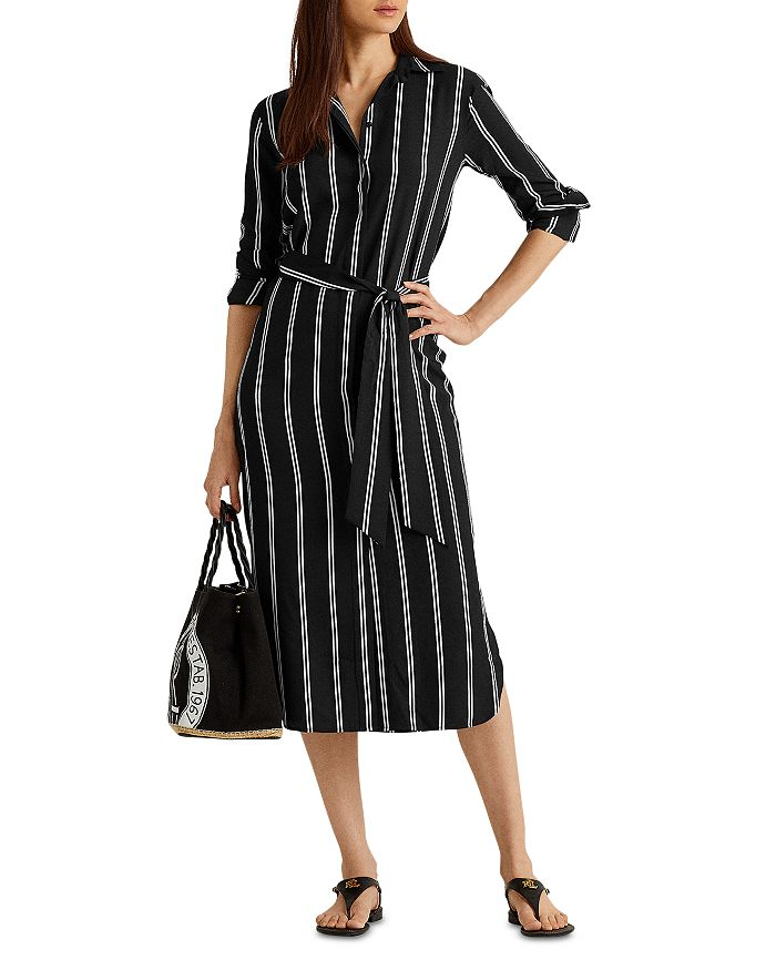 Ralph Lauren - Striped Shirt Dress