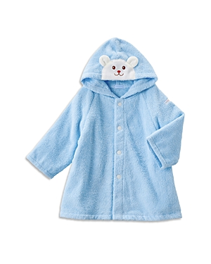 Miki House Girls' Bath & Beach Hooded Robe - Baby