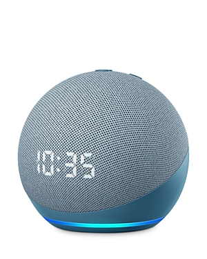 Echo Dot with Clock 4th Generation