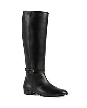 Gucci - Women's Logo Boots