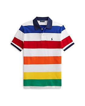 Ralph Lauren - Boys' Striped Cotton Polo Shirt - Little Kid, Big Kid