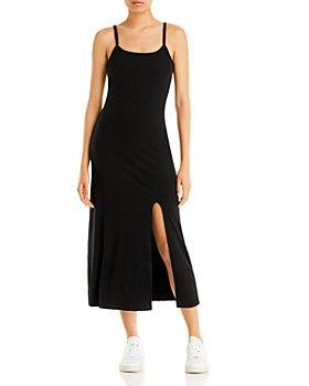 AQUA - Sleeveless Midi Dress - 100% Exclusive