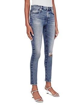 AG - Farrah Skinny Ankle Jeans in 15 Years Clairidge
