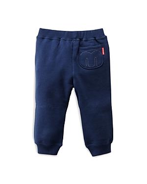Miki House Unisex Everyday Fleece Lined Sweatpants - Little Kid In Navy