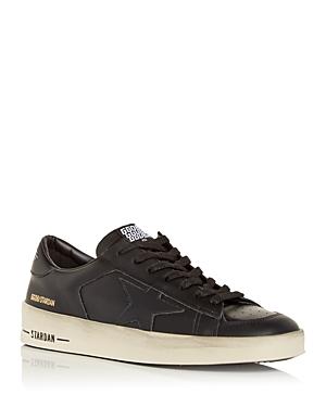 Golden Goose Deluxe Brand Men's Stardan Low Top Sneakers