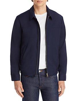 Paul Smith - Wool Blend Blouson Jacket
