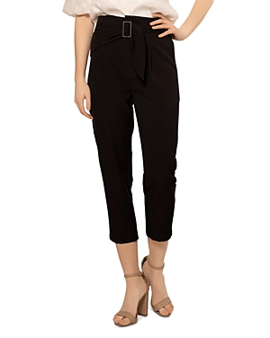 Wide Fabric Waist Belt Pants (41% off) Comparable value $85